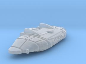 Traveller Safari Ship in Smooth Fine Detail Plastic