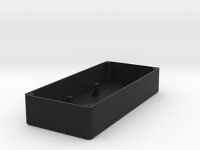 Enclosure for Elevator Voice Control  in Black Natural Versatile Plastic