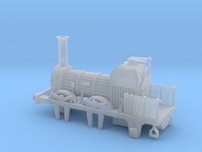 3mm Scale Lion (Titfield Thunderbolt) Loco in Smooth Fine Detail Plastic