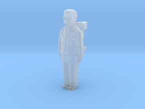 Capsule Ghostbusters: Spengler in Smooth Fine Detail Plastic