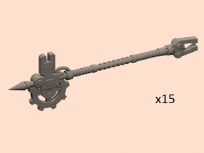 28mm mechanic tool in Smoothest Fine Detail Plastic