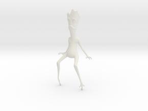 TumTum Desk Buddy! in White Natural Versatile Plastic