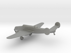 Letov S-50 in Gray PA12: 1:200
