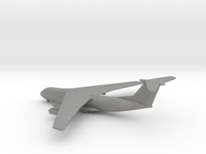 Lockheed C-141A Starlifter in Gray PA12: 1:600