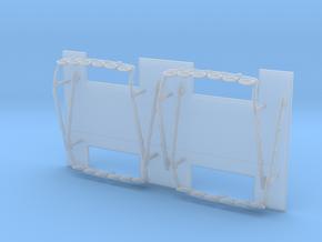 668 LB/Dssc/6o/TiDk/Pos in Smoothest Fine Detail Plastic
