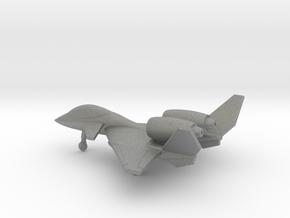 PZL-230D Skorpion in Gray PA12: 1:200
