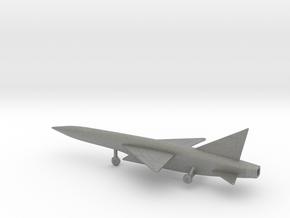 Republic XF-103 Thunderwarrior in Gray PA12: 6mm