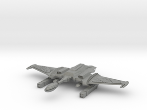 2500 Romulan T-10 Bright One class in Gray PA12