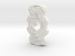 Freya GT Chip  in White Natural Versatile Plastic
