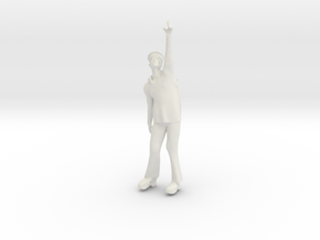 Printle M Homme 1081 - 1/32 - wob in White Natural Versatile Plastic