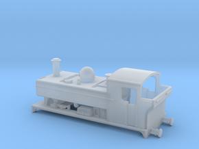 GWR 1366 - Z- 1:220 in Smooth Fine Detail Plastic