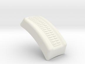 Detonator Switch in White Strong & Flexible