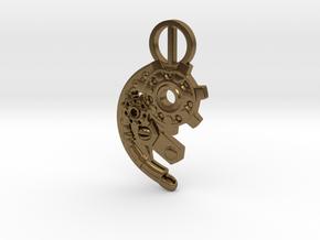 Yang Mechanical SMALL in Natural Bronze