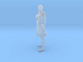 Printle C Femme 1366 - 1/87 - wob in Smooth Fine Detail Plastic