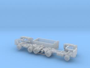 Steyr 1490 und Steyr 890 Kipper für N-Spur in Smooth Fine Detail Plastic