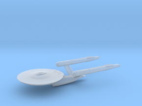 1/7000 USS Enterprise (DIS) Eaves' Concept in Smooth Fine Detail Plastic