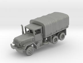 M35A2 2.5t Duce with tarp in Gray PA12: 1:64 - S