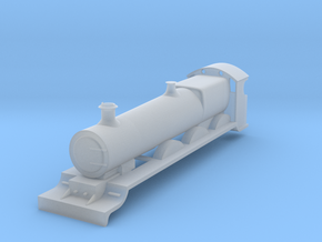 GWR Star Class (early first conversion) in Smooth Fine Detail Plastic
