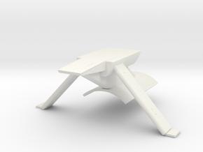 1000 TOS alt Ptolemy class parts in White Natural Versatile Plastic