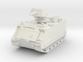 M113 A1 ACAV 1/56 in White Natural Versatile Plastic