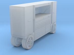 1/64 Tool Chest big wheel in Smoothest Fine Detail Plastic
