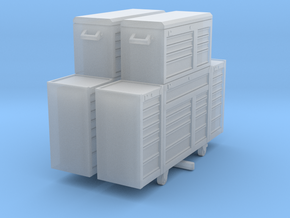 1/64 Tool Chest Beta-C38C in Smooth Fine Detail Plastic