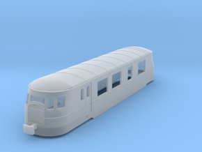 bl160fs-a80d1-railcar-correze in Smooth Fine Detail Plastic