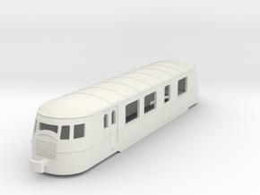 bl87-a80d1-railcar-correze in White Natural Versatile Plastic