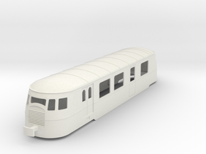 bl55-a80d1-railcar-correze in White Natural Versatile Plastic
