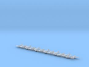 SBD w/Gear x12 (WW2) in Smooth Fine Detail Plastic: 1:500
