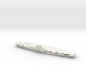 IJN CV Shinano [1944] in White Natural Versatile Plastic: 1:1200