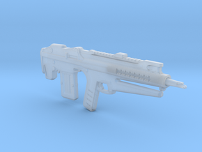 """AS IRC carbine / for 6""""-7"""" custom figures in Smooth Fine Detail Plastic"""
