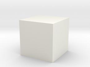 9qkji48a33elt3l3sn01nhu9p6 45735878 Mod.stl in White Natural Versatile Plastic
