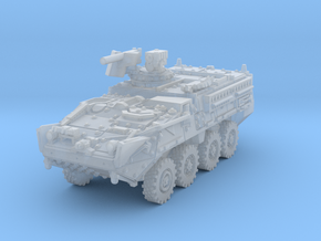 M1127 Stryker RV 1/220 in Smooth Fine Detail Plastic