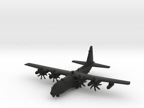 MC-130J Commando II in Black Natural Versatile Plastic: 1:288