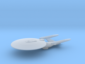 Ambassador concept - Attack Wing / 6cm - 2.36in in Smooth Fine Detail Plastic