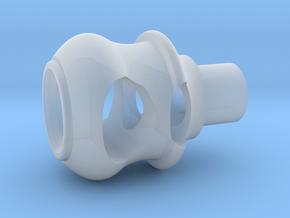 muzzle brake  4 in Smoothest Fine Detail Plastic
