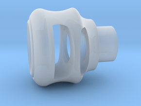 muzzle brake 3 in Smoothest Fine Detail Plastic