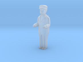 Capsule Worker Arms 90 in Smooth Fine Detail Plastic
