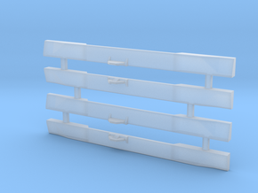 PLH21 Sill Part in Smooth Fine Detail Plastic