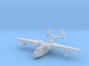 US Martin PBM5 Mariner seaplane bomber 1:2400 WW2 in Smoothest Fine Detail Plastic
