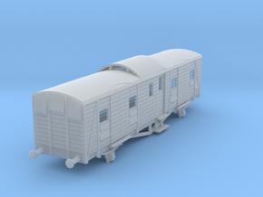 o-160fs-sr-night-ferry-passenger-brake-van in Smooth Fine Detail Plastic