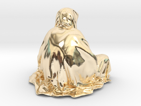 14K Yellow Gold guardians of time kielnhofer in 14K Yellow Gold