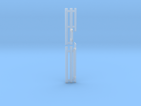 50abcdef-Handles in Smooth Fine Detail Plastic