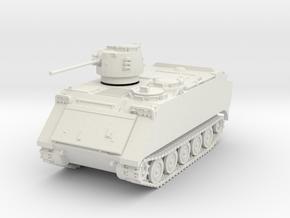 MV26A NM135 Stormpanservogn (28mm) in White Natural Versatile Plastic