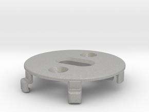 FD3, Titan Lite: peitelevy in Aluminum