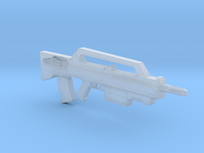 Starship Troopers Morita Assault Rifle 1:6 in Smooth Fine Detail Plastic