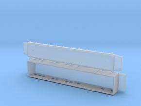 AFo1 - Swedish passenger wagon in Smooth Fine Detail Plastic
