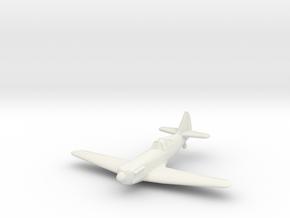 1/144 Dewoitine D.520 in White Natural Versatile Plastic