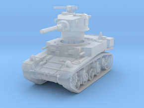 M3A1 Stuart late 1/87 in Smooth Fine Detail Plastic